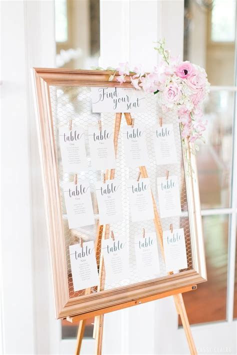 Best 25  Seating chart wedding ideas on Pinterest