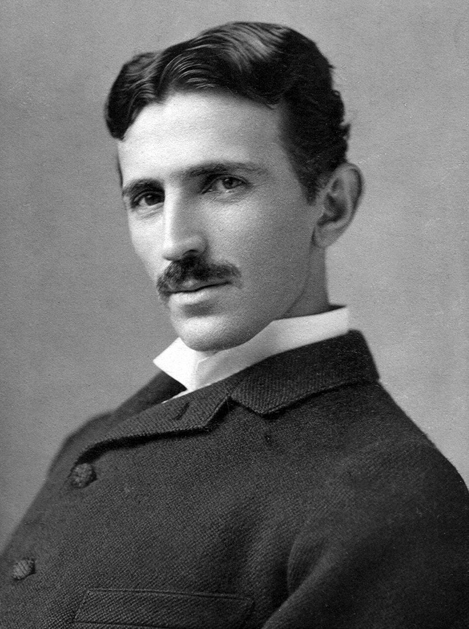 Nikola Tesla, el genio que iluminó el mundo