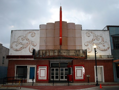 front on pines theater