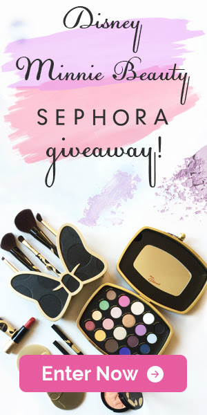Enter the Disney Minnie Beauty Sephora Giveaway