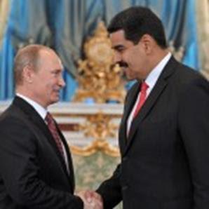 Rússia e Venezuela assinam plano estratégico