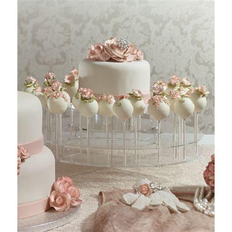 DecoPac   Blush Wedding Cake Pops