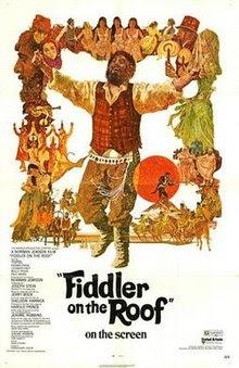 Where Was Fiddler On The Roof Filmed