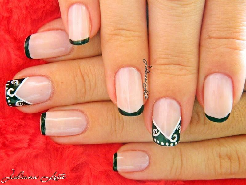 juliana leite nail art decoração unhas maquiagem make up festa 048