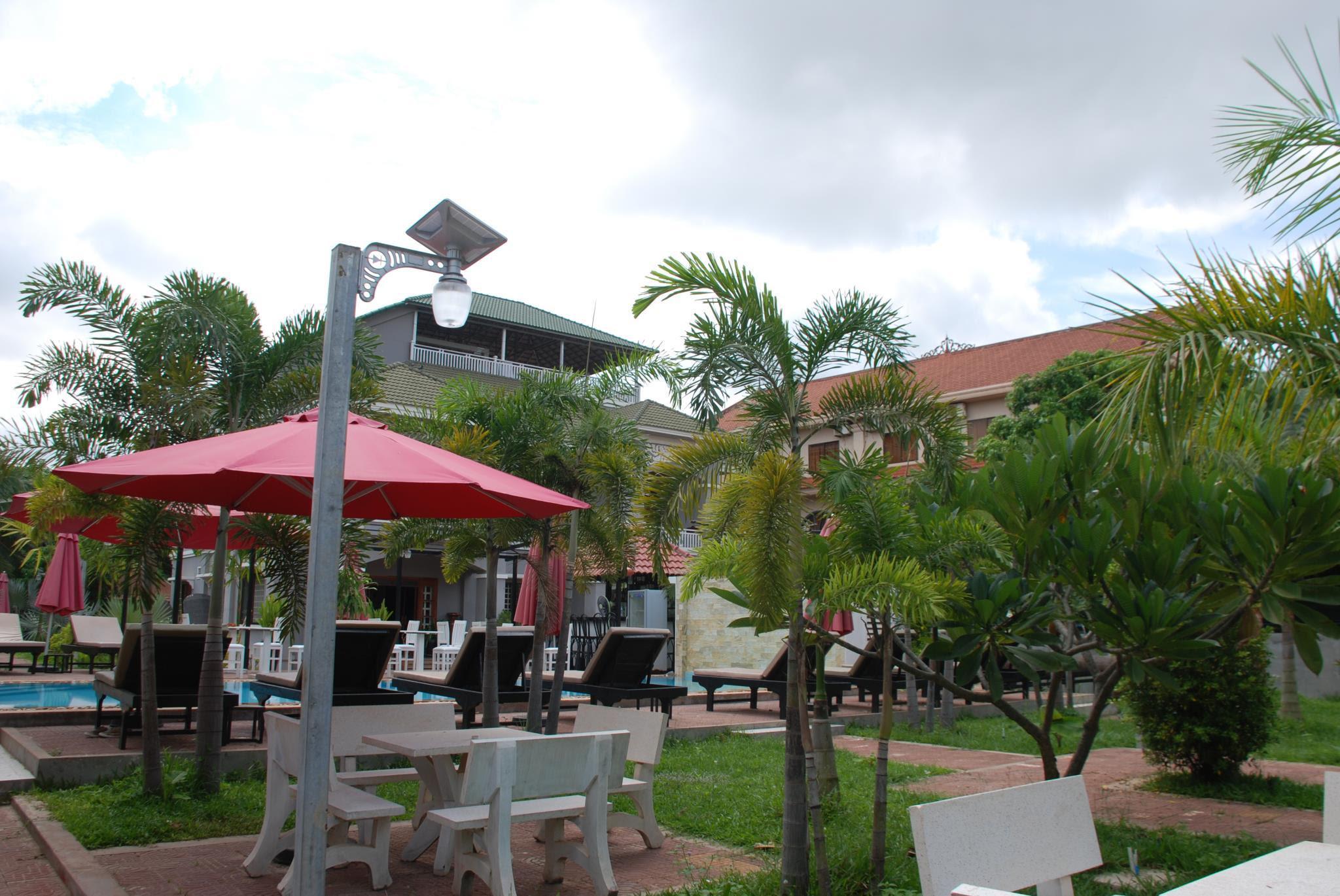Review White Lotus Resort