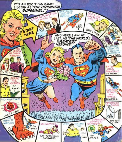 supergirl timeline