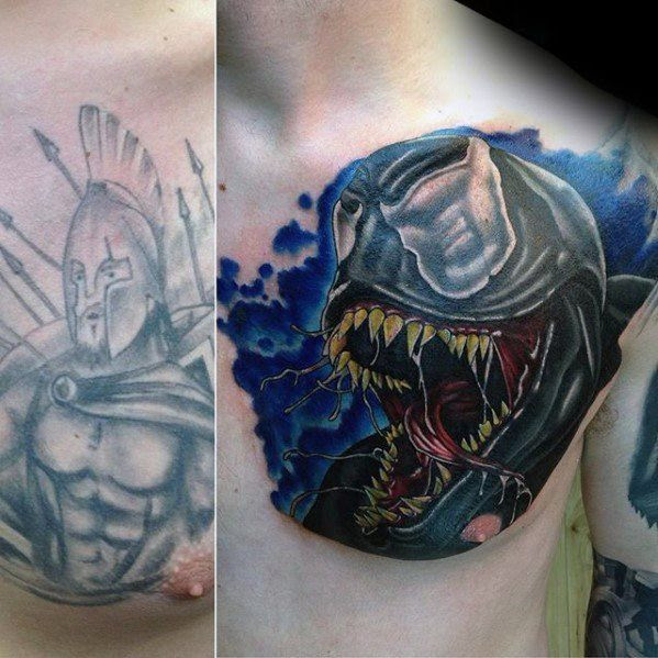 Chest Tattoos For Women Cover Up Tattoo