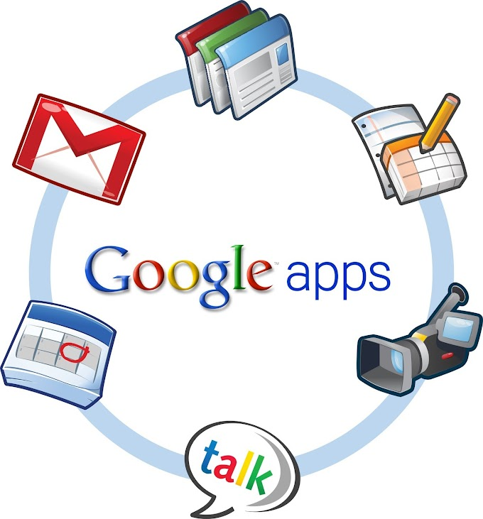 Lista y descripción de las aplicaciones de Google