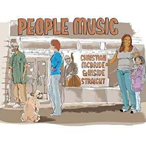 Christian McBride - People Music cover