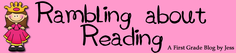 Rambling about Reading