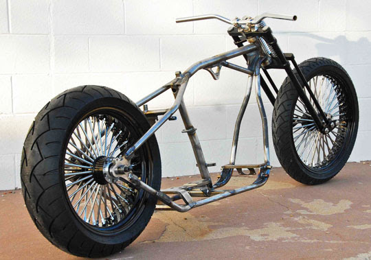 Darwin Motorcycle New Kits And Rollers At Cyril Huze Post Custom
