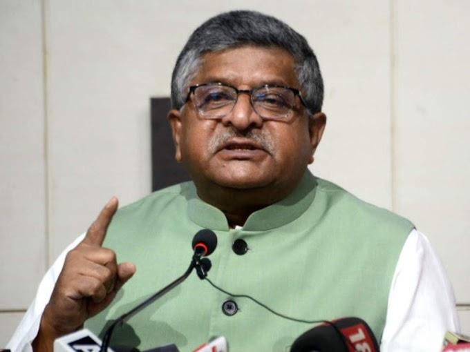WhatsApp users need not fear new rules: IT minister Ravi Shankar Prasad