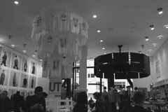 Uniqlo - Inside the Pop up store
