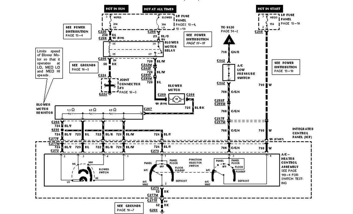 Fan Switch Wiring Diagram Cj5