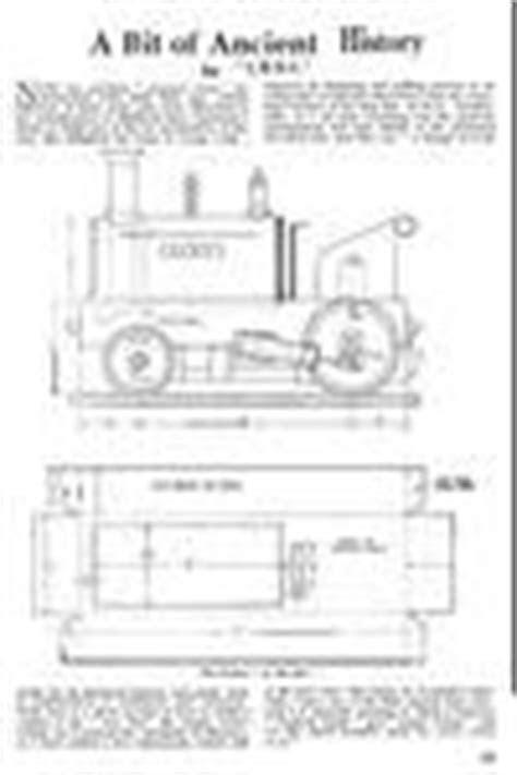 Steam Engine Plans