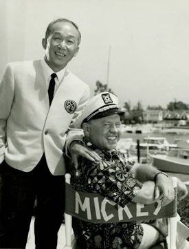 Mickey - Sammee Tong and Mickey Rooney