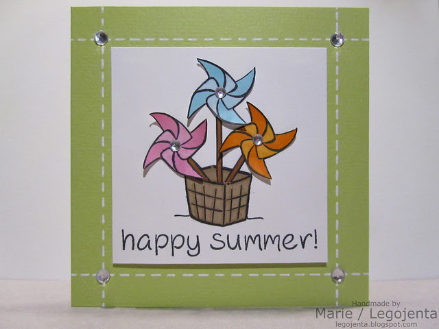 happy summer! card