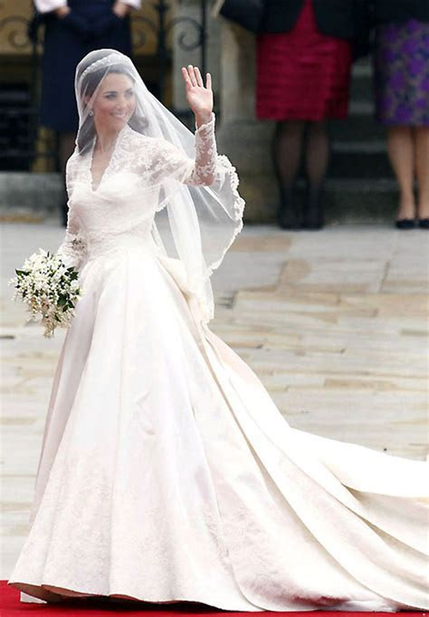 Kate Wedding Dress Design