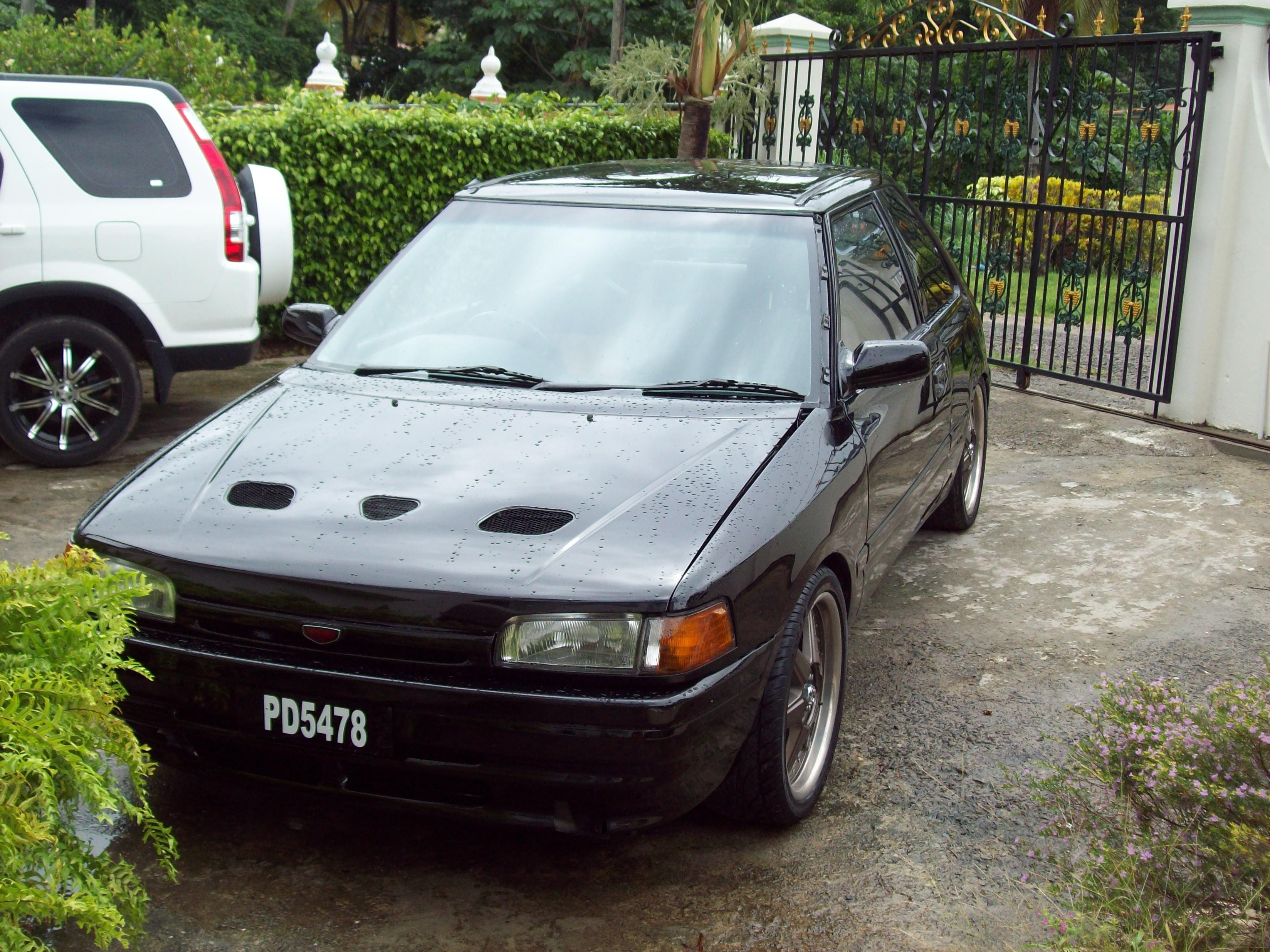 SUBAZDA 1993 Mazda 323 Specs, Photos, Modification Info at ...