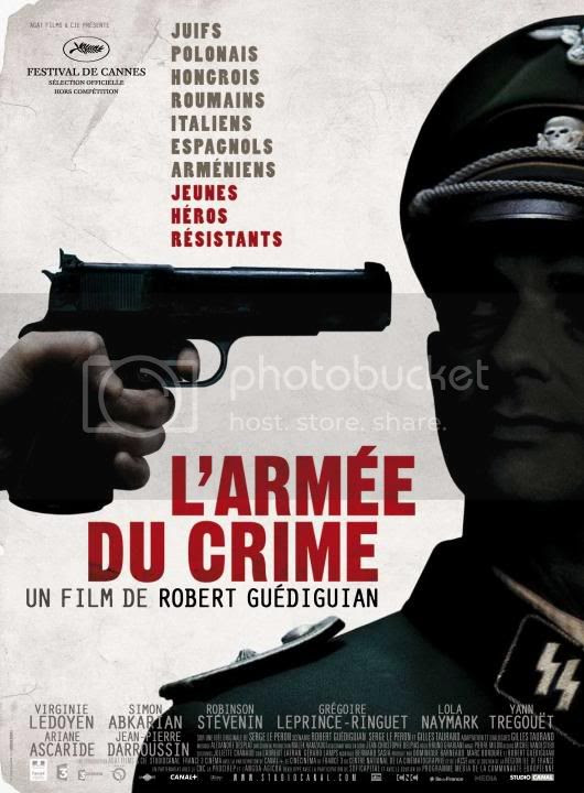L' Armée du Crime O Exército do Crime