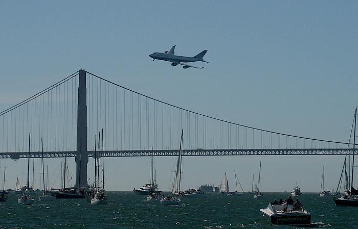 Fleet Week Air Show United Flyover