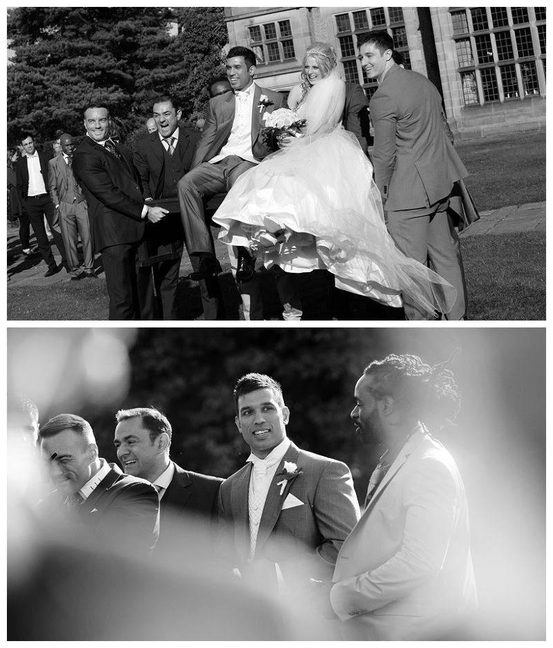 Weddings at Fanhams Hall 11, Reportage of Bride and Groom