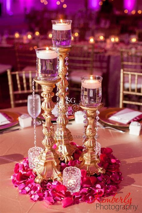 Best 25  Indian wedding centerpieces ideas on Pinterest