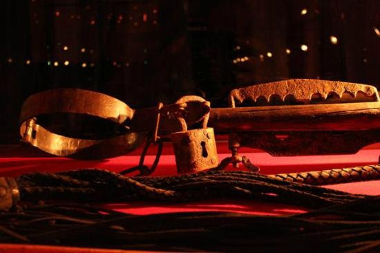 Museum of Medieval Torture Instruments: Objects