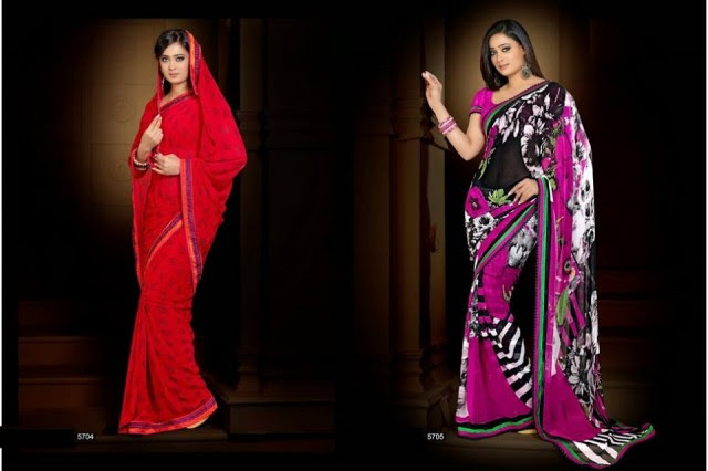 Womens-Girl-Wear-Beautiful-Sari-New-Fashion-Color-Printed-Saris-by-Prerna-Poly-Georgette-Sarees-8