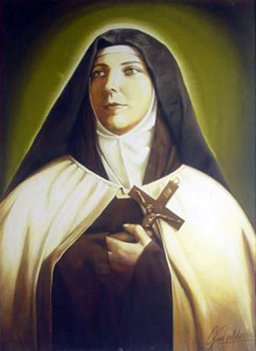 IMG St. TERESA of the Andes