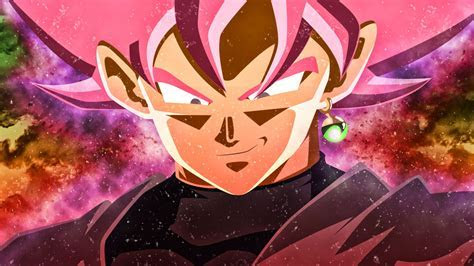 Super Saiyan Rose Goku Black DBS Wallpaper #9568