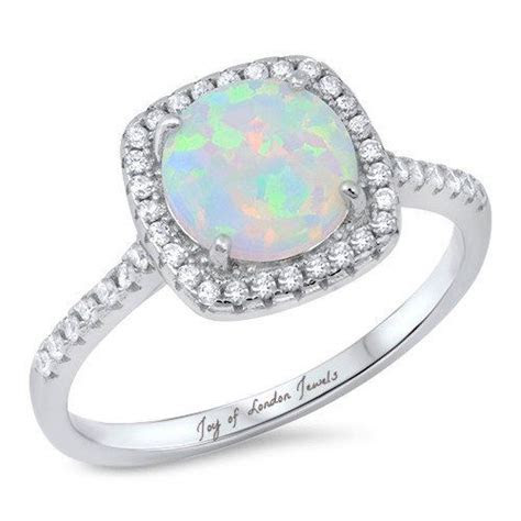 Best 25  Opal engagement rings ideas on Pinterest   Pretty