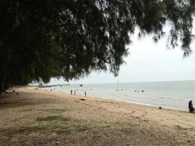 5700 Contoh Hasil Gambar Pemandangan Pantai HD