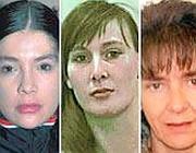 Le tre vittime di Stephen Griffiths