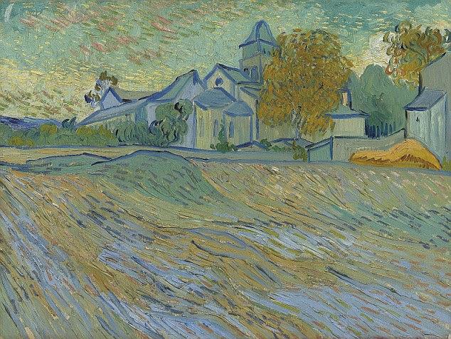 Taylor é o Vue de l ¿Asile et de la Chapelle de Saint-Rémy de Vincent Van Gogh tem uma estimativa de R $ 5 milhões a 7 milhões de libras