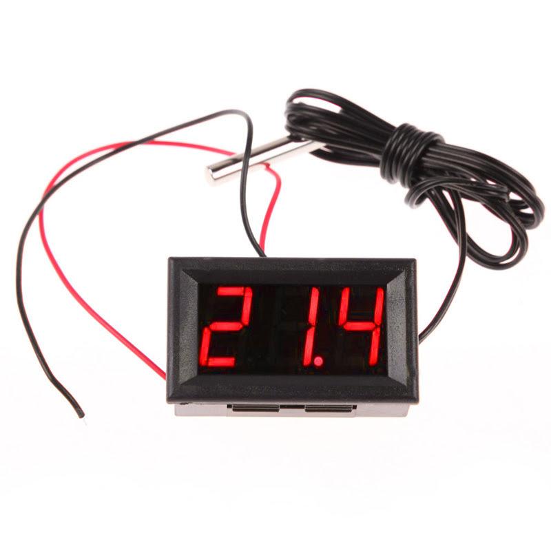 Kühlschrank Thermometer Dm