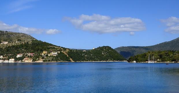 Live webcam Vathy harbour (Ithaka)