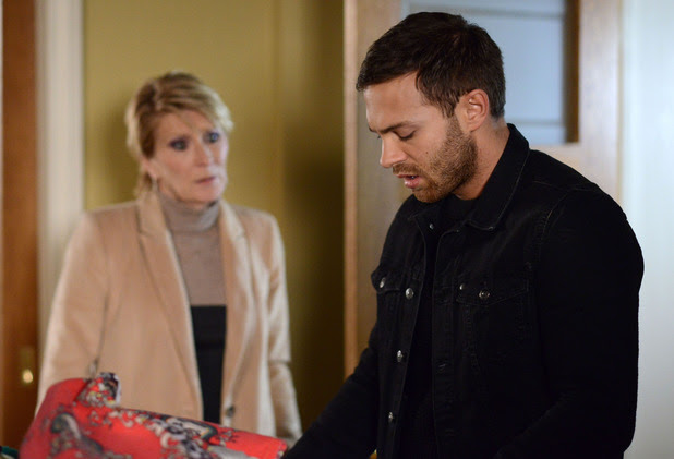 Dean gives Shirley his version of events.