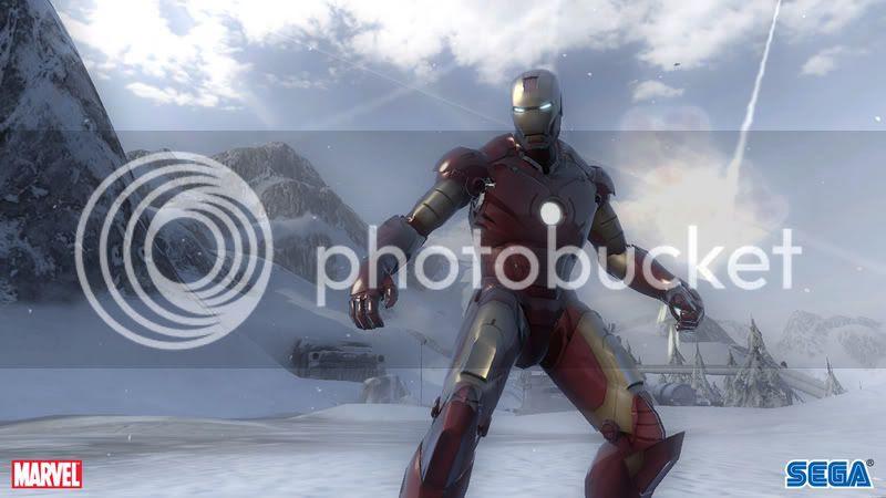 Homem de Ferro, o Jogo