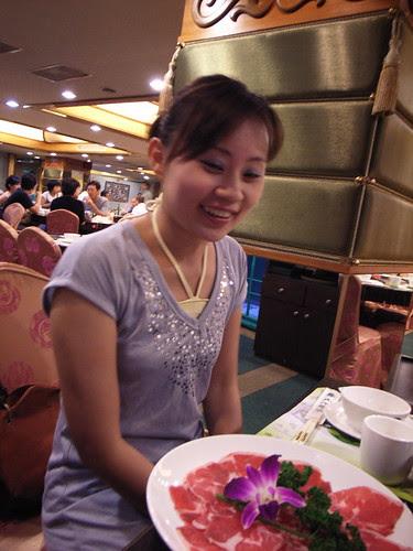 小珊生日:天香回味
