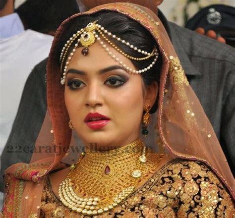 Nazria Nazim Wedding Jewellery   Jewellery Designs