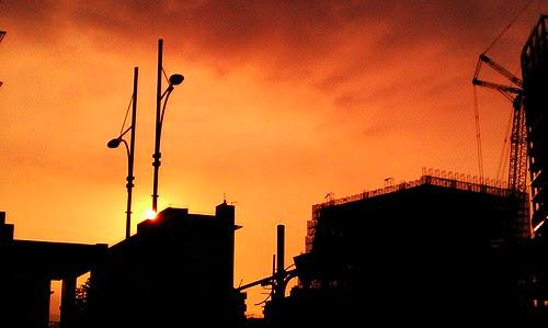 Skyline - 20120703 by 我是歐嚕嚕 (I'm Olulu...)
