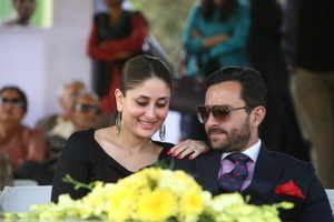 Saifeena to ring in their wedding anniversary at the Nawab's Pataudi Palace