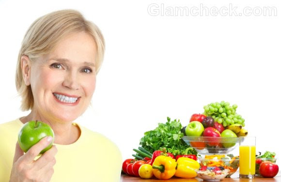 Kebutuhan nutrisi wanita pasca menopause