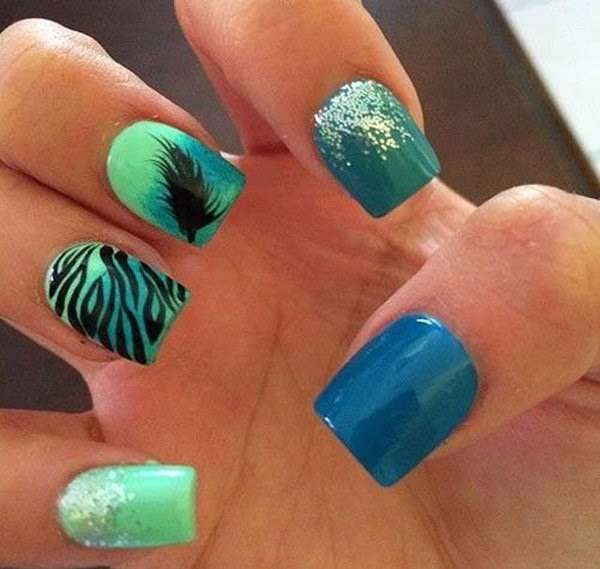 10-feather-nail-art