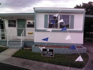 EASY FLORIDA LIVINGUNDER A $2000.00  55  Parks  Mobile Homes For Sale