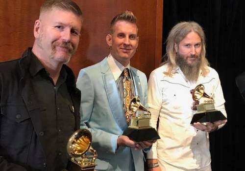 MASTODON: Κέρδισαν το βραβείο της καλύτερης metal ερμηνείας