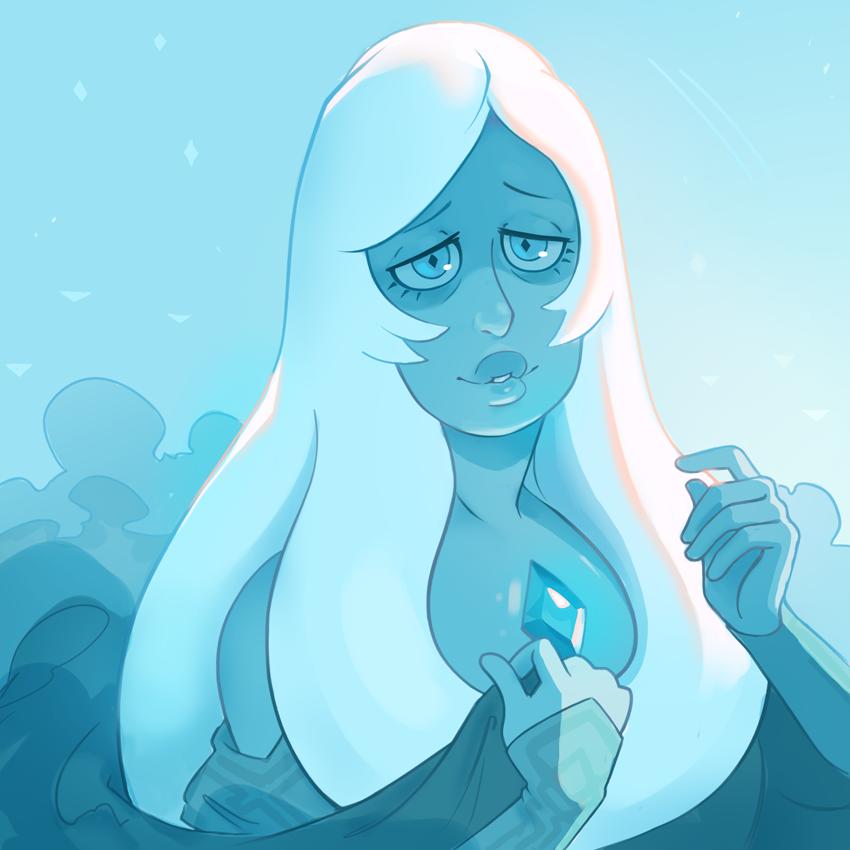 i really love Blue Diamond