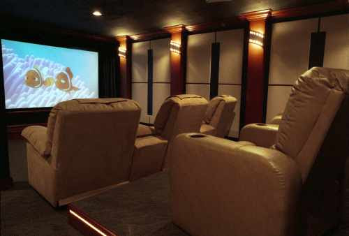 Home Theater Seating Buyer's Guide | RafterTales | Home ...