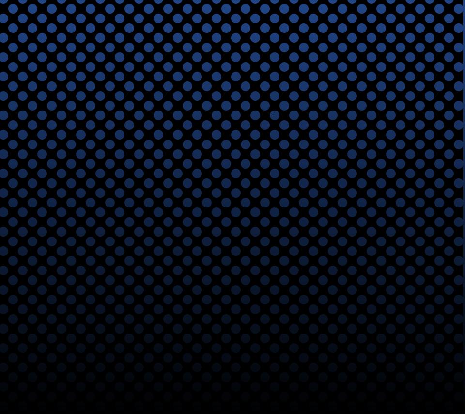 壁紙 黒と青のパターンのスマホ壁紙960x854